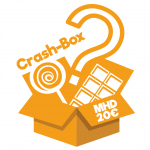 "Crash-Box EUR 20,- ""MHD"""