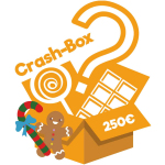 Crash-Box Weihnachten EUR 250,-