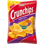 Crunchips Indian Curry 175g