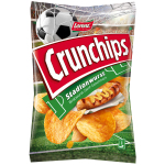 Crunchips Stadionwurst 150g