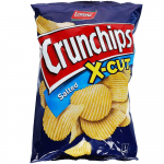 Crunchips x-cut Salted 150g