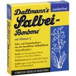 Dallmann's Salbei-Bonbons zuckerfrei 37g