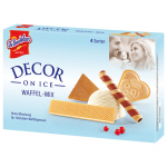 DeBeukelaer Decor on Ice Waffel-Mix 85g