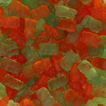 deBron Jelly Bears sugarfree 1kg
