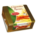 Delacre Cigarettes Russes 135er Metalldose