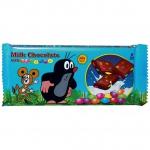 Der kleine Maulwurf Milchschokolade mit Dragées