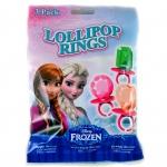 "Disney ""Die Eiskönigin – Völlig unverfroren"" (Frozen) Lollipop Rings 3er-Pack"