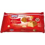 Dr. Oetker Kleiner Rührkuchen Marzipan 4er Multipack