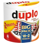 duplo 18er Big Pack + 2 gratis