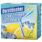Durstlöscher Eistee Zitrone 500ml