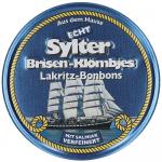 Echt Sylter Brisen-Klömbjes Lakritz-Bonbons 70g