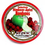 Echt Sylter Himbeer-Apfel-Bonbons zuckerfrei