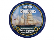 Echt Sylter Brisen-Klömbjes Lakritz-Bonbons