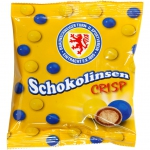 Eintracht Braunschweig Schokolinsen Crisp