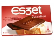 Eszet Schnitten Zartbitter