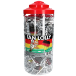 Fan Lolly 100x13g