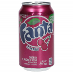 Fanta Cherry USA 355ml