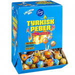 Fazer Tyrkisk Peber Hot & Sour Lollipop Mix 150er