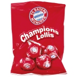 FC Bayern München Champions-Lollis 4er