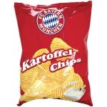 FC Bayern München Kartoffel-Chips gesalzen