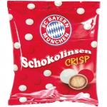 FC Bayern München Schokolinsen Crisp