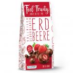 Feel Fruity Erdbeere in Vollmilchschokolade 90g