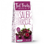 Feel Fruity Sauerkirsche in Zartbitterschokolade 90g