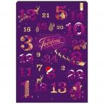 Feodora Adventskalender Zahlenspiel