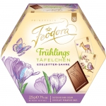 Feodora Frühlings-Täfelchen Edelbitter-Sahne