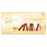 Feodora Katzenzungen Vollmilch-Hochfein