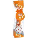 Ferrero Küsschen Klassik Porzellan-Eierbecher + 5 Pralinen