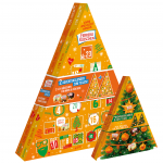 Ferrero Küsschen Mix Doppel-Adventskalender 427g