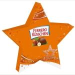 Ferrero Küsschen Stern 124g