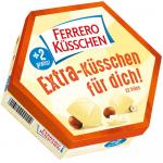 Ferrero Küsschen Weiß 20er + 2 gratis