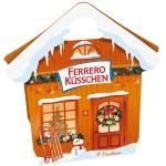 Ferrero Küsschen Weihnachtshäuschen