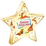 Ferrero Küsschen White Stern 124g