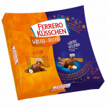 Ferrero Küsschen Winter-Teller 190g