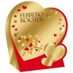 Ferrero Rocher Kleines Herz 4er