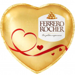 Ferrero Rocher Herz 125g