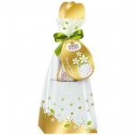 Ferrero Rocher Keramik-Vase + 4 Pralinen