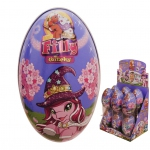 Filly Witchy Tin Egg