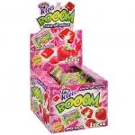 Fini Klet's Booom Chewing Gum Strawberry zuckerfrei 150er Thekendisplay