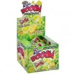 Fini Klet's Booom Chewing Gum Lemon-Apple zuckerfrei 150er Thekendisplay