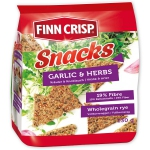 Finn Crisp Snacks Kräuter & Knoblauch 130g