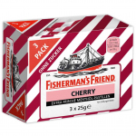 Fisherman's Friend Cherry ohne Zucker 3x25g