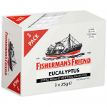 Fisherman's Friend Eucalyptus 3x25g