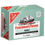 Fisherman's Friend Mint 3x25g