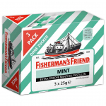 Fisherman's Friend Mint ohne Zucker 3x25g
