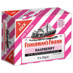 Fisherman's Friend Raspberry ohne Zucker 3x25g
