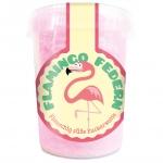 Flamingo Federn